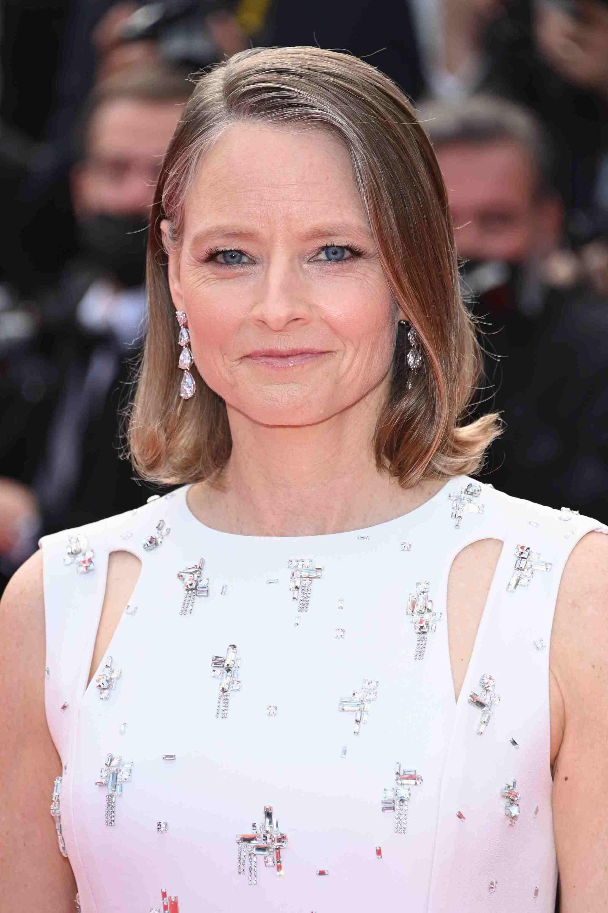 Jodie Foster en Cannes