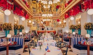 Un recorrido por los restaurantes más de moda en Madrid donde...