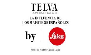 Todas las fotos del desfile TELVA, by Leica