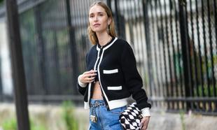 Pernille Teisbaek en París.