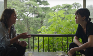 Jane Birkin y Charlotte Gainsbourg en Jane by Charlotte