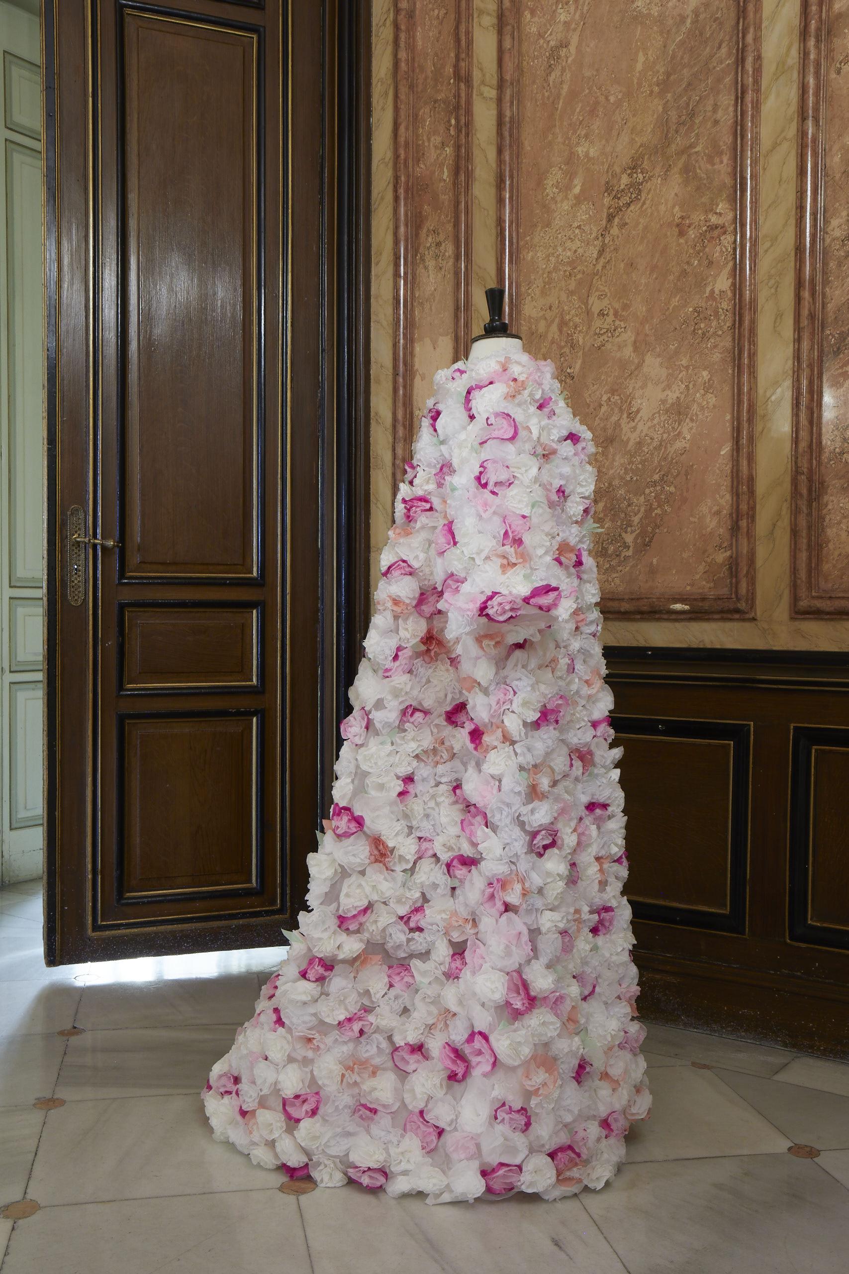 La capa de papel de seda de Papelorio.