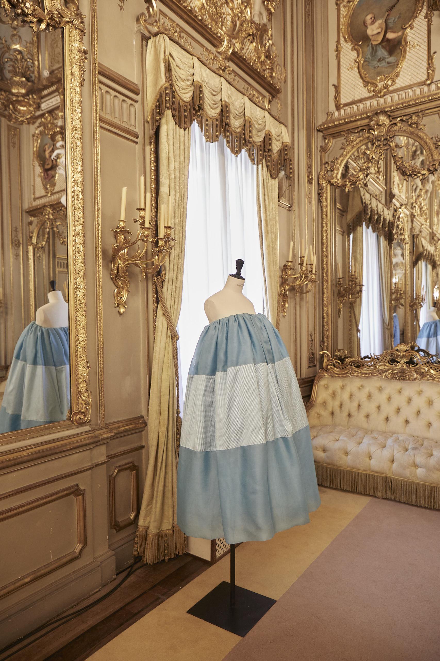 Vestido de Ághata Ruiz de la Prada.