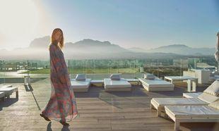 Sofía Sánchez de Betak es amante de los vestidos largos estilo...