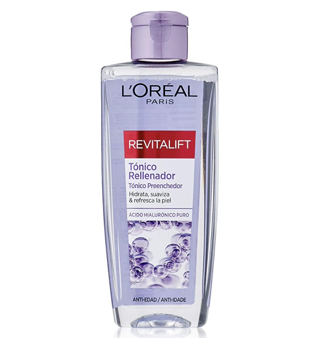 Revitalif Filler Tónico Rellenador de L'Oréal Paris