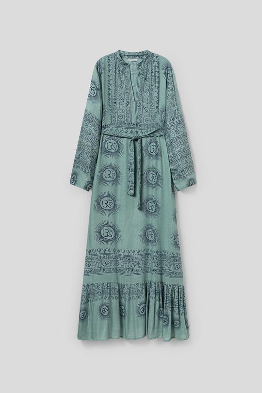 NEW DELHI DRESS BLUE