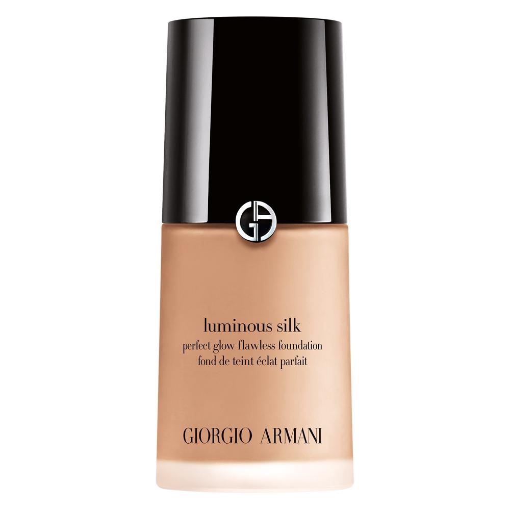 Base de maquillaje Luminous Silk de Giorgio Armani.