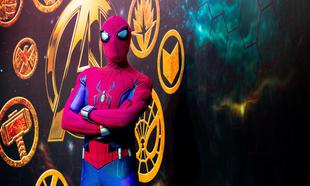 El Hotel News York The Art of Marvel alberga hasta 350 obras de arte...