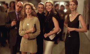 Los looks icónicos de Carrie Bradhaw.