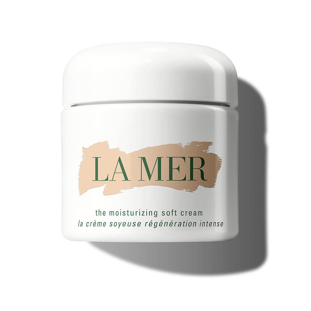 Crema hidratante The Moisturizing Soft Cream de La Mer.