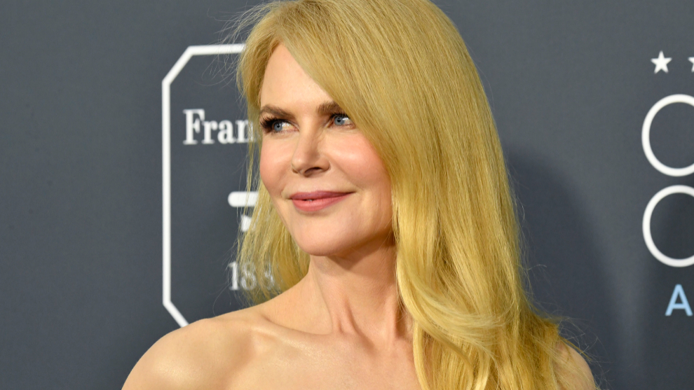 Nicole Kidman ha dicho adiós a su melena pelirroja larga.