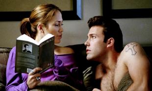 Jennifer Lopez y Ben Affleck en 'Una relación peligrosa'
