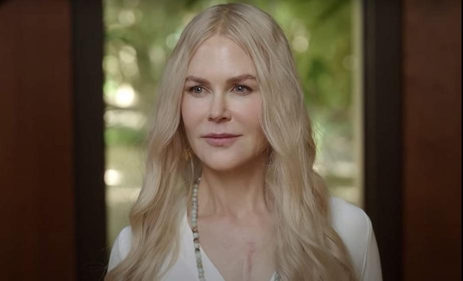 Nicole Kidman en Nueve perfectos desconocidos