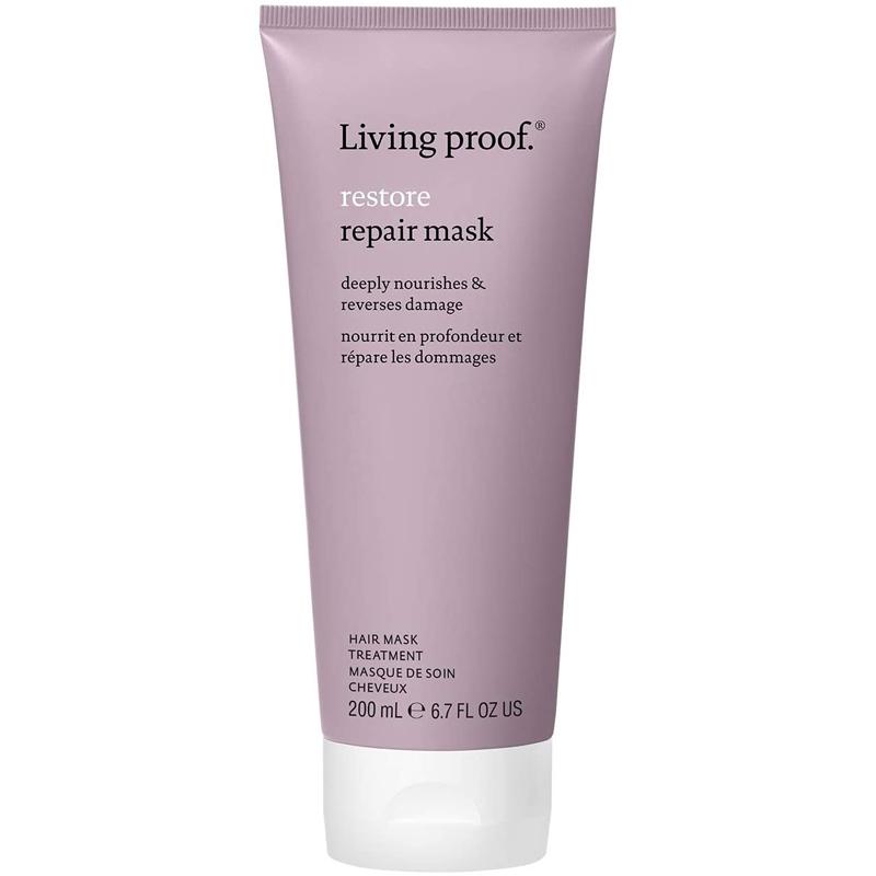 Mascarilla reparadora para el pelo seco Restore Repair Mask de Living Proof.