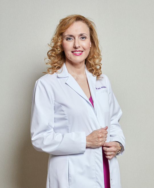 La Dra. Ana Hospido, experta en medicina estética.