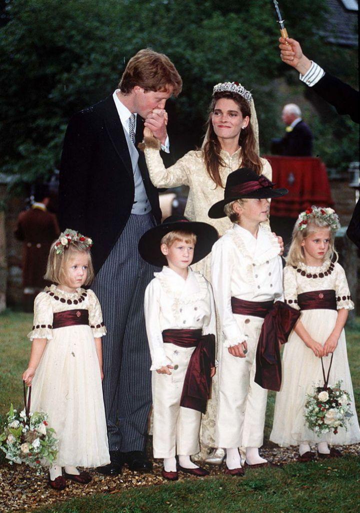 El conde Spencer y Victoria Lockwood