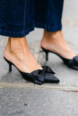 Los kitten heels son los zapatos que no vas a parar de ponerte.