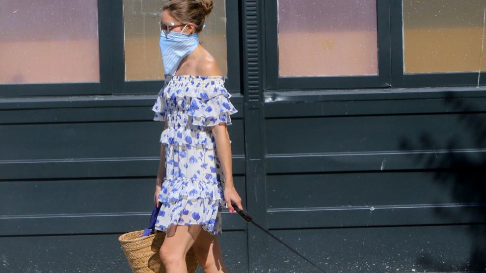Olivia Palermo y los vetidos que siempre mete en su maleta de verano.