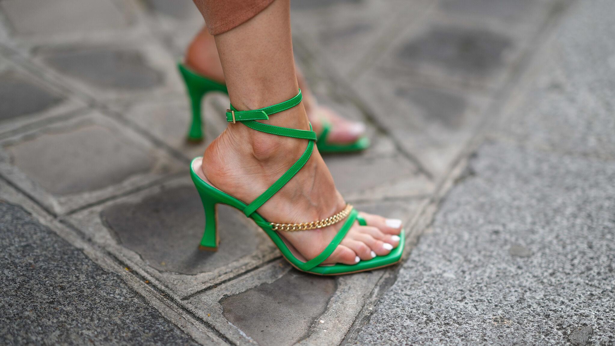 Los 10 pares de zapatos más bonitos recién llegados a Zara