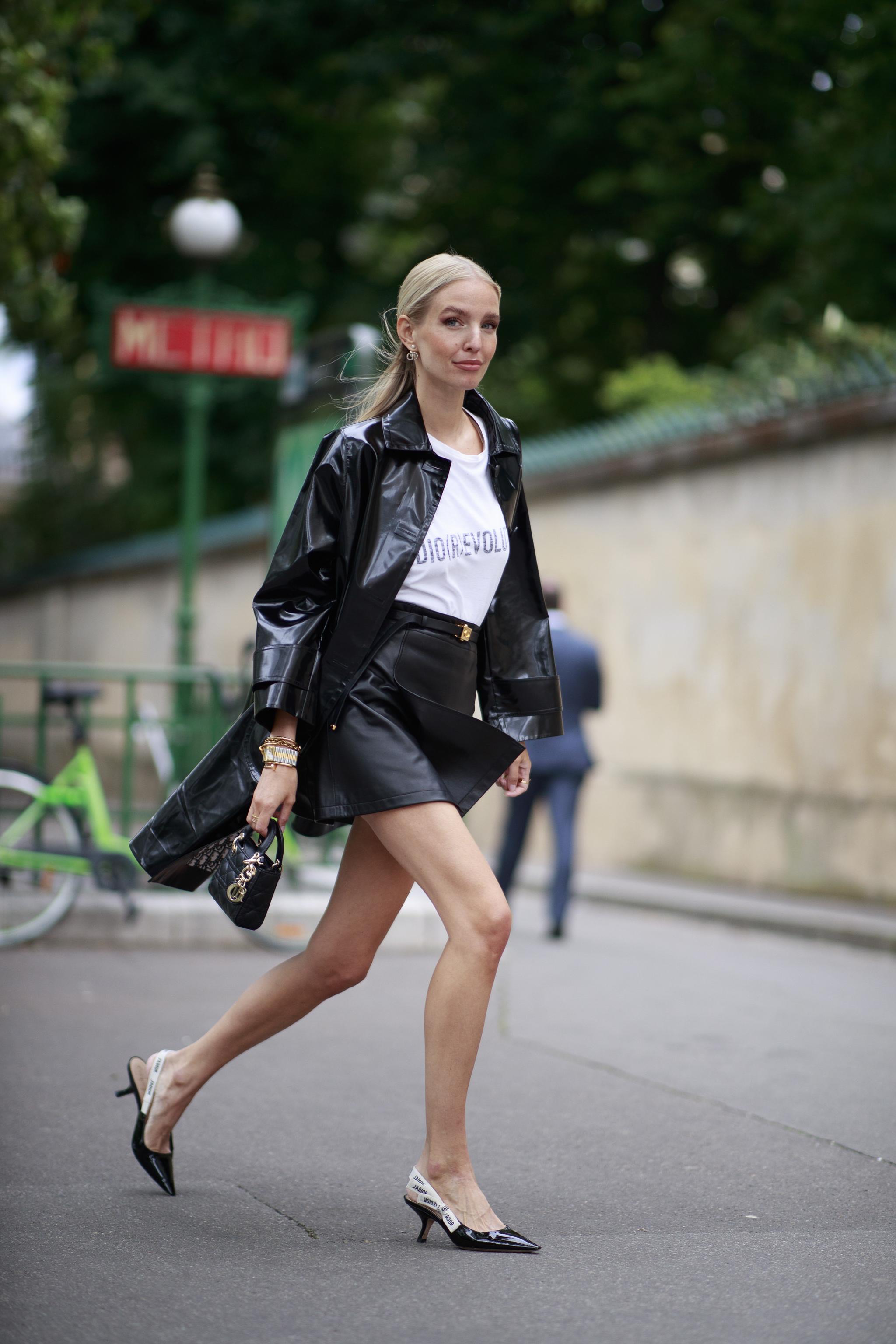 Leonie Hanne en París.