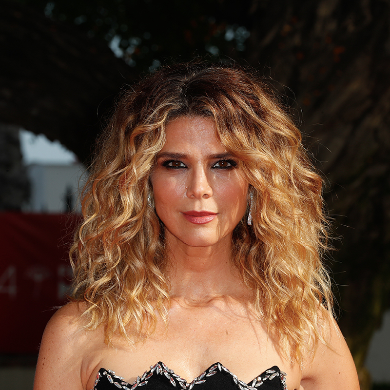 La modelo y actriz Juana Acosta.