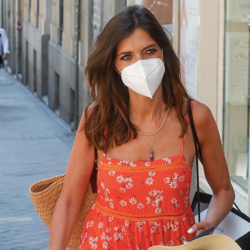 La periodista Sara Carbonero.