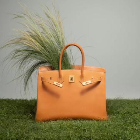 El Birkin de Hermès.