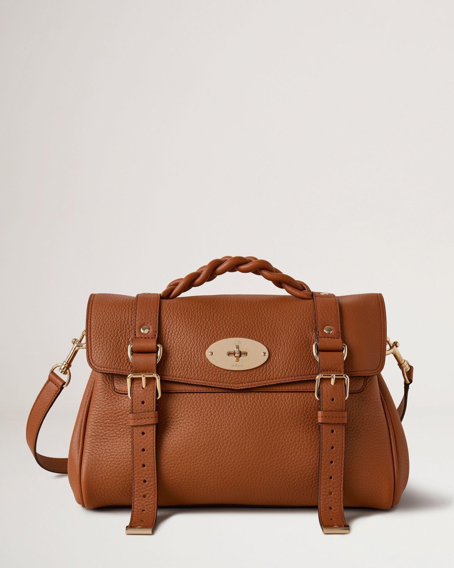 El bolso Alexa de Mulberry.
