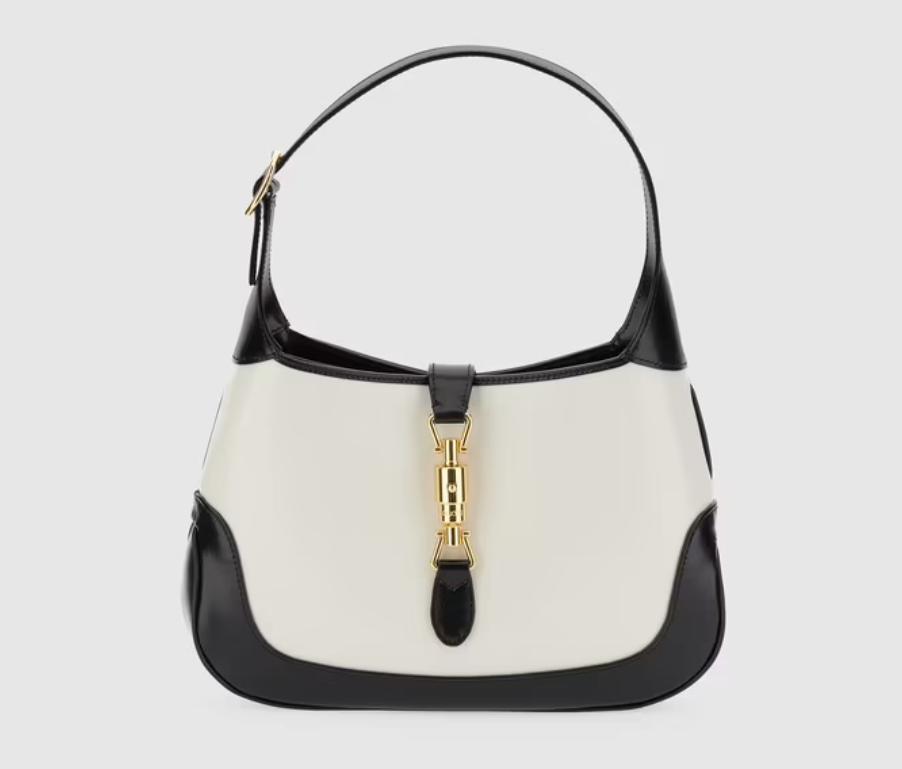El bolso Jackie, de Gucci en su versión bicolor.