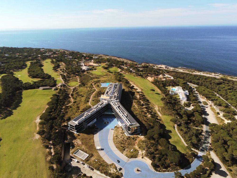 El campo de golf Oitavos Dunes es el 55 mejor campo del mundo y el primero de Portugal.