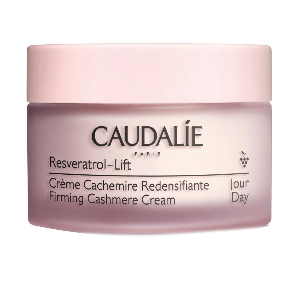 Crema Cachemire redensificante Resveratrol Lift de Caudalie.