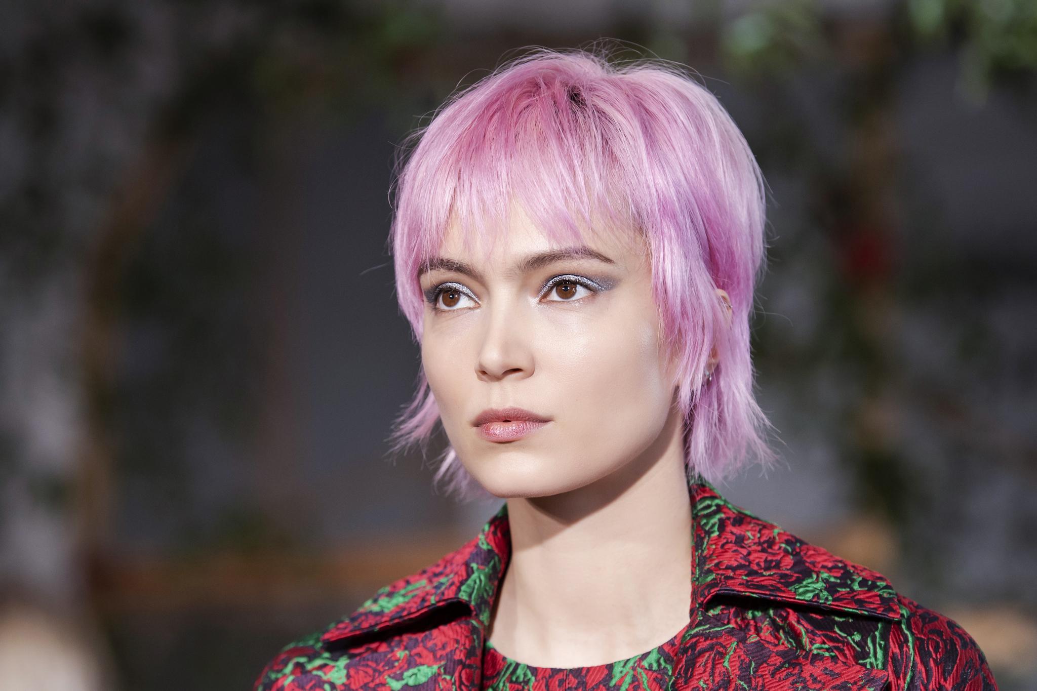 El mullet es uno de los cortes de pelo tendencia en otoño-invierno 2021.