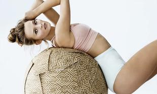 Hay ejercicios fáciles que puedes hacer cada día en cinco minutos...