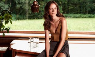 La  nueva colección de Massimo Dutti con vestidos, faldas y blusas...