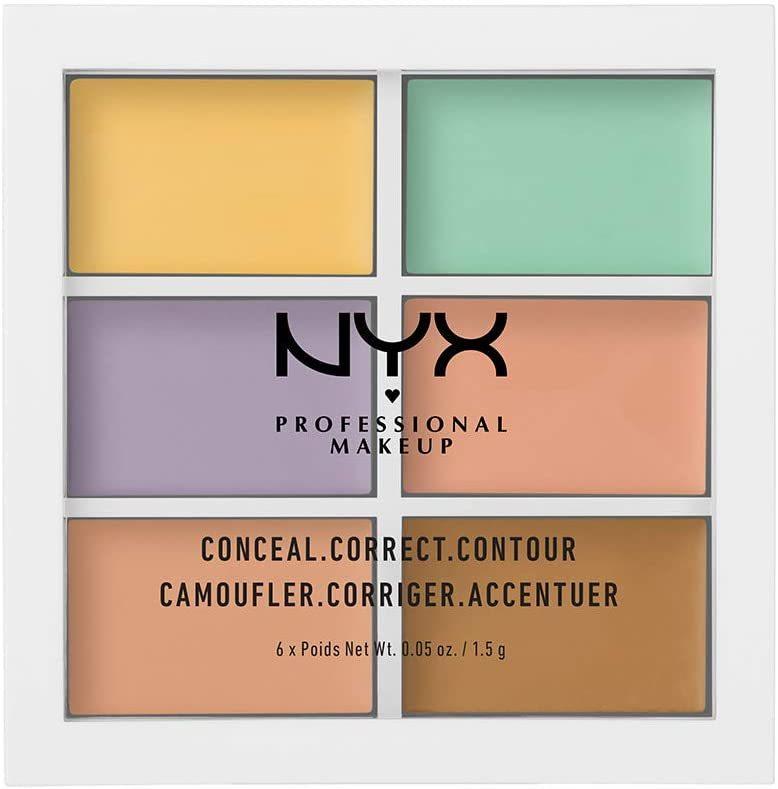 Paleta correctores de NYX
