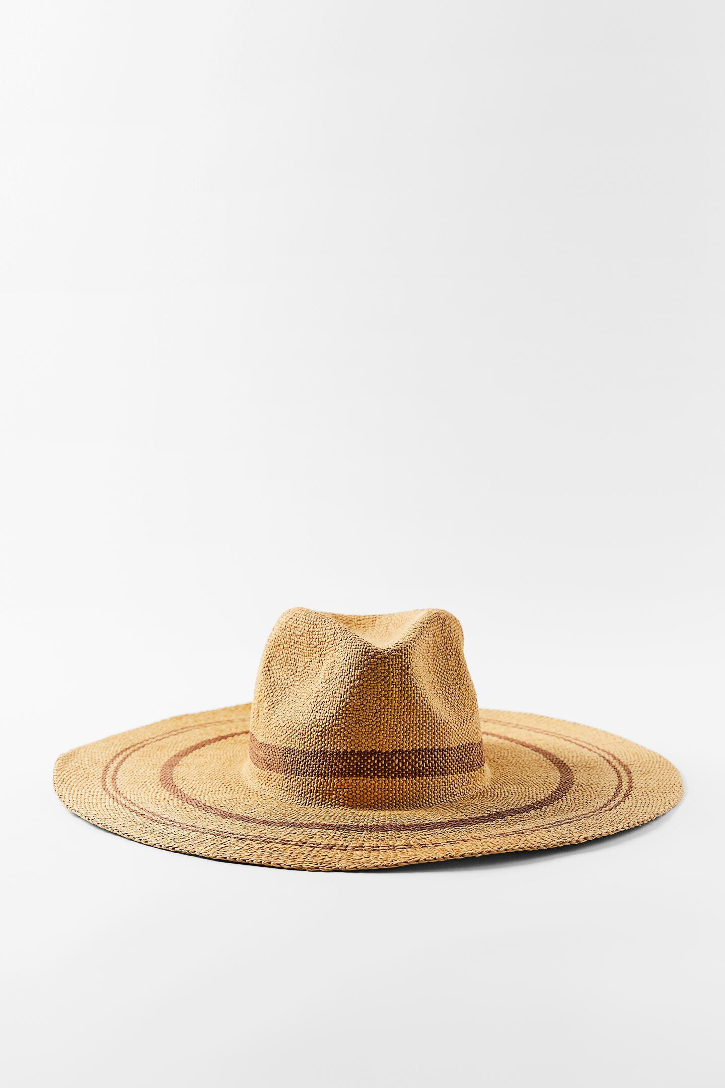 Sombrero de Zara.