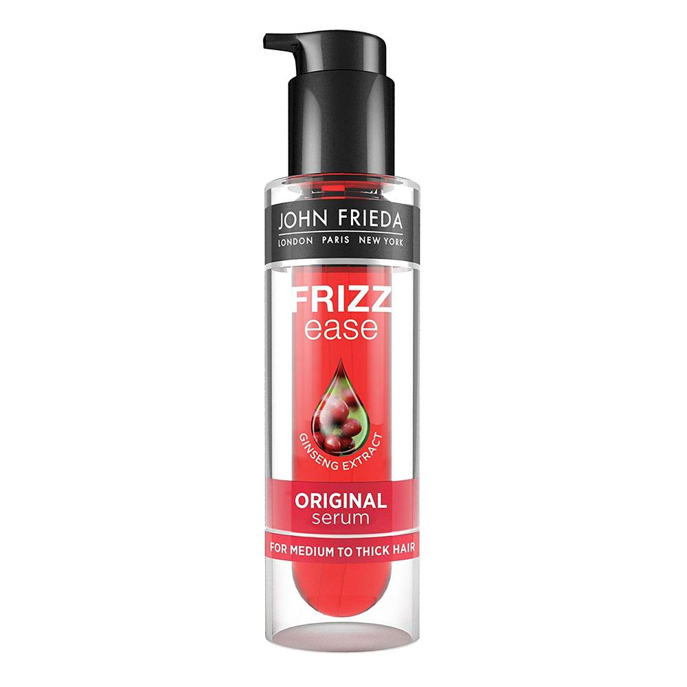 Sérum de pelo antiencrespamiento Frizz Ease de John Frieda.