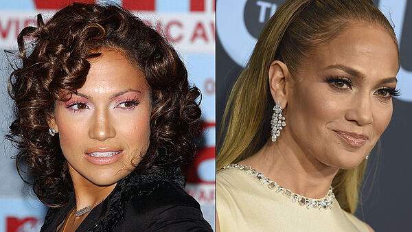 Estas transformaciones de cejas de las celebrities demuestran cómo pueden cambiar tu rostro.