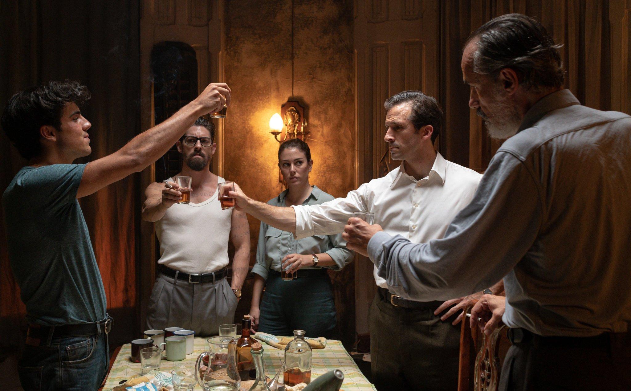 """Blanca Suárez interpreta en """"Jaguar"""" a una superviviente de Mauthausen que se junta con un grupo que busca llevar ante la justicia a los nazis."""