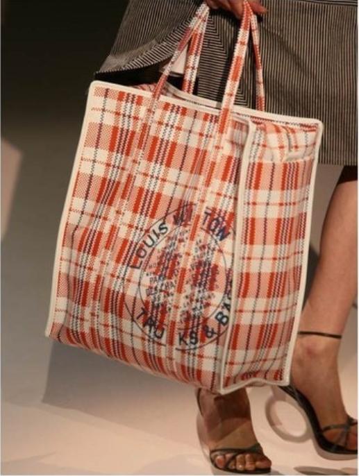 Bolso de Louis Vuitton de 2006.