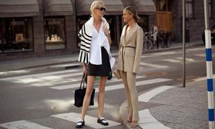 Los trucos de estilo captados en la semana de la moda de Estocolmo.