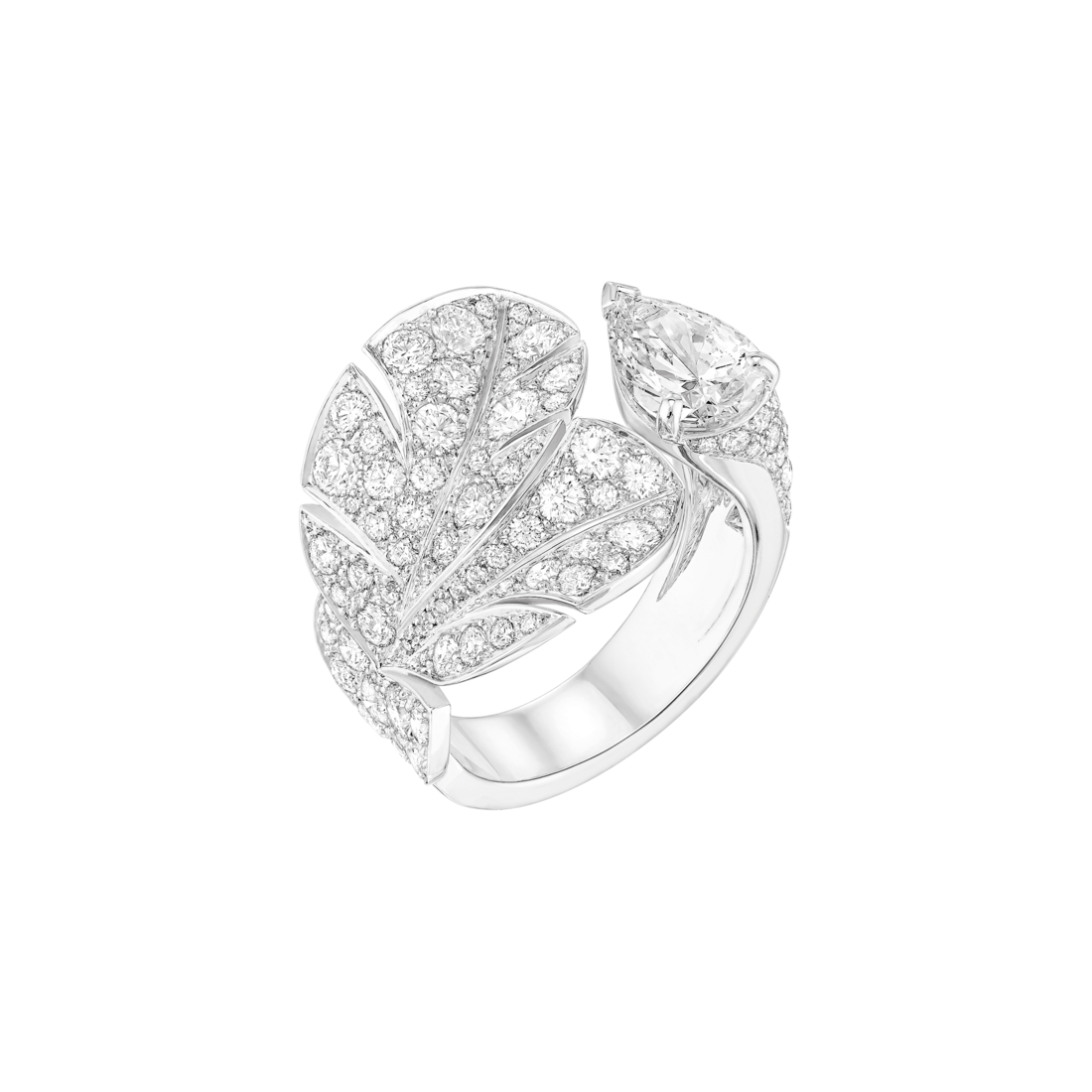Anillo de Alta Joyería de Chanel.