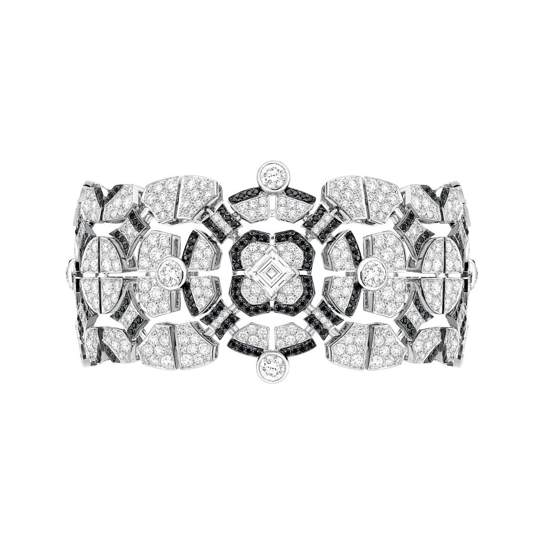 Brazalete de Alta Joyería de Chanel.