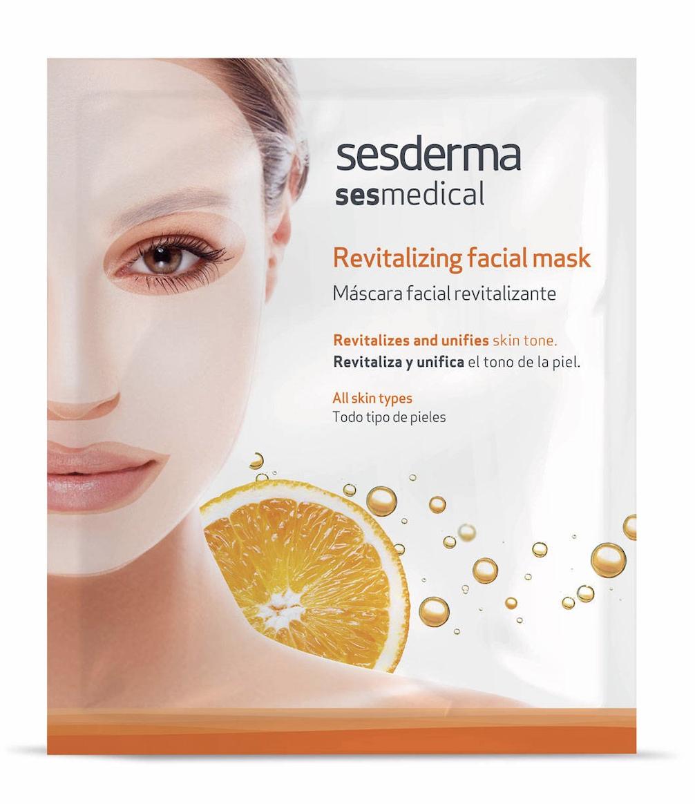 Sesmedical máscara facial revitalizante de Sesderma