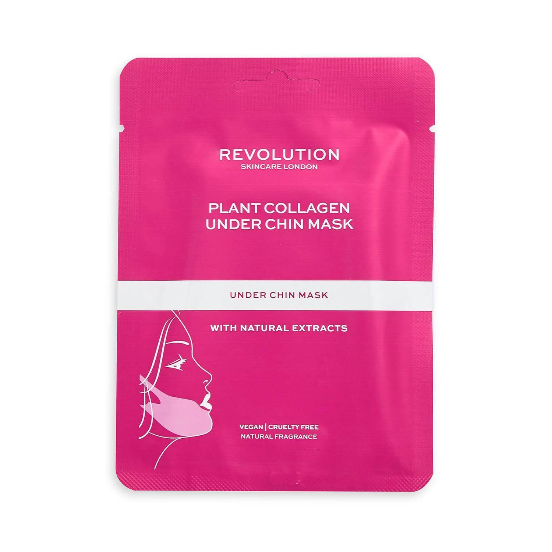 Plant Collagen Under Chin Masks de Revolution Skincare