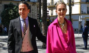 Marta Ortega y Carlos Torretta.