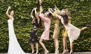 Los mejores vestidos de invitada los tienen las firmas que aún no...