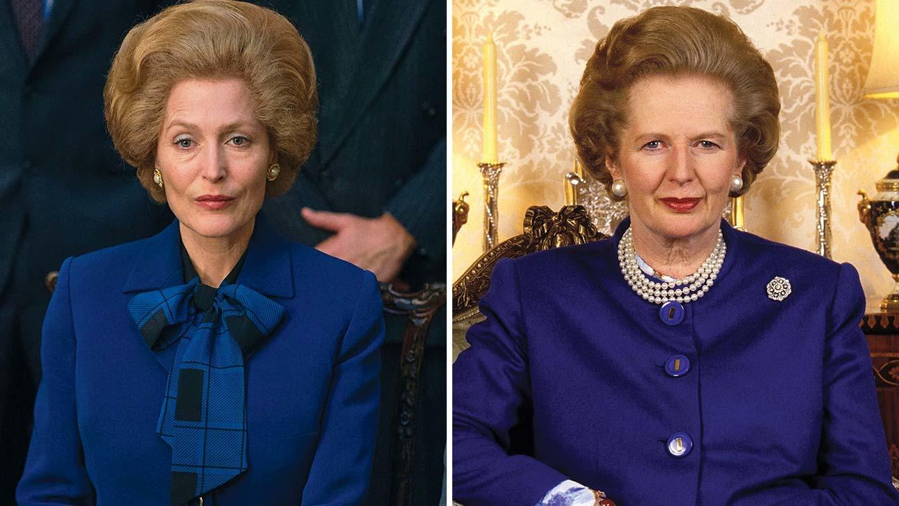 """Gillian Anderson ha interpretado a Margaret Thatcher en la cuarta temporada de """"The Crown""""."""