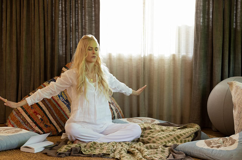 Nicole Kidman en Nueve perfectos extraños