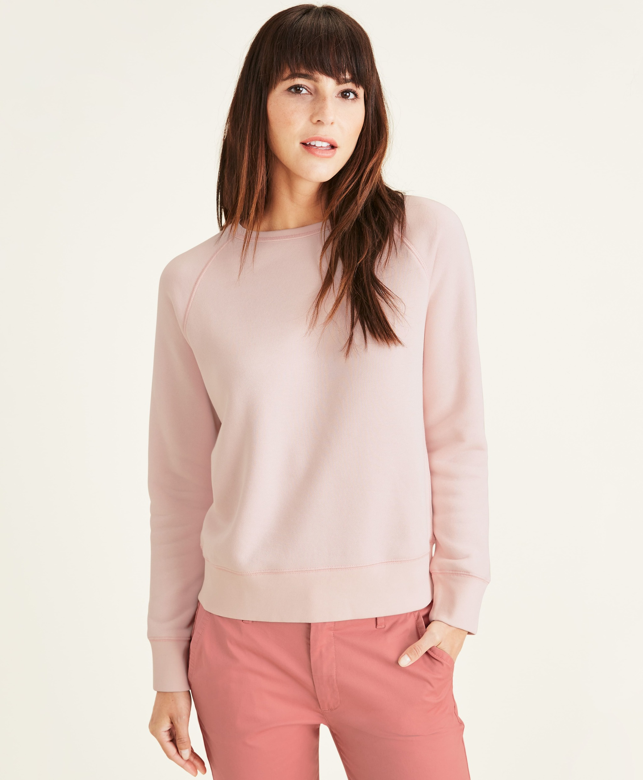 Sudadera Icon Crewneck Sweater (80 euros)